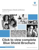 blue shield brochure